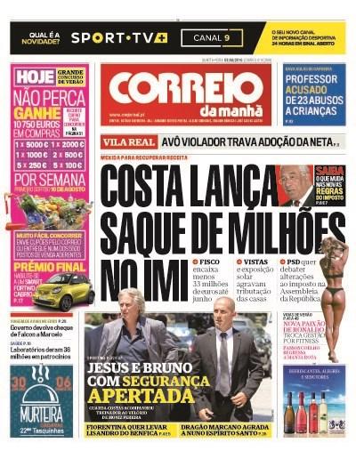 CM Costa saque IMI