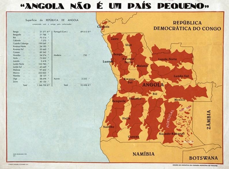 Angola não é