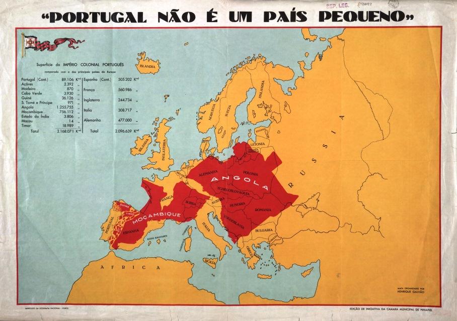 Portugal não é - H Galvão 1934