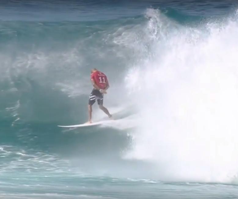 Slater Fanning JohnJohn - last wave