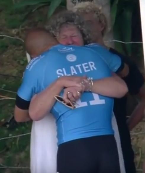Slater Fanning mother
